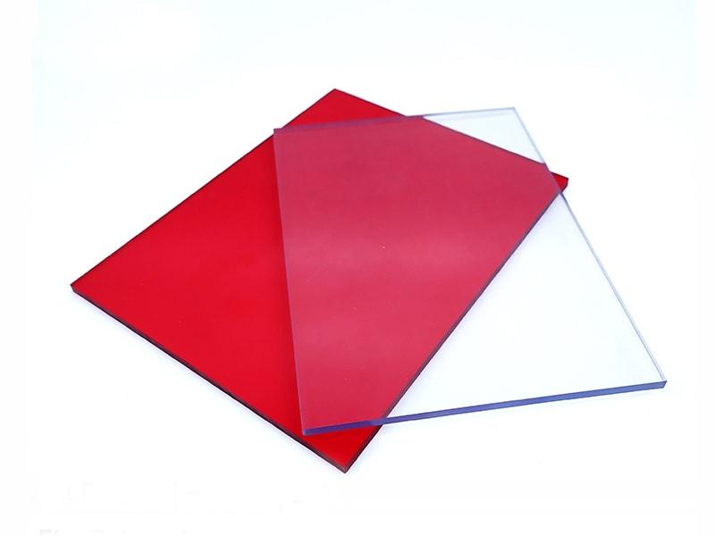 Plaque Polycarbonate Compact