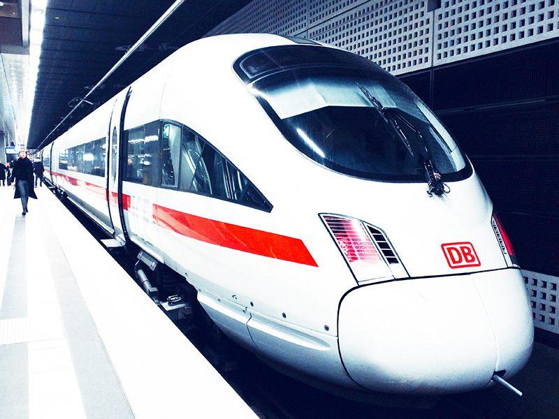 Plaque Polycarbonate pour pare-brise de train