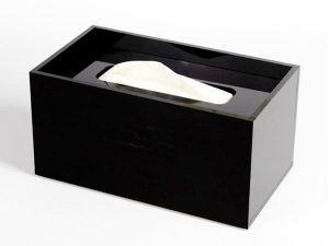 Boîte à mouchoir acrylique Chine