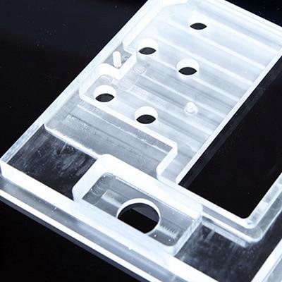 Polycarbonate CNC