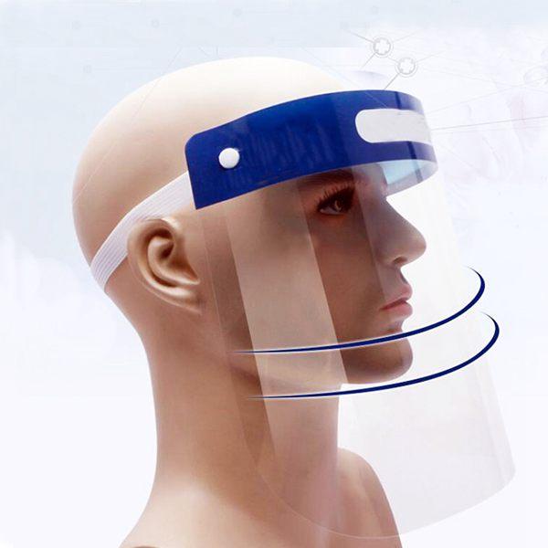polycarbonate anti buée pour écran facial