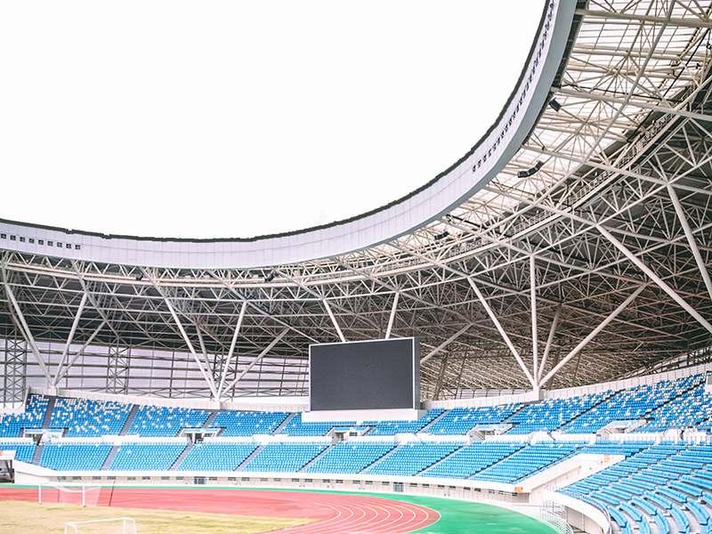 Toiture de Stade