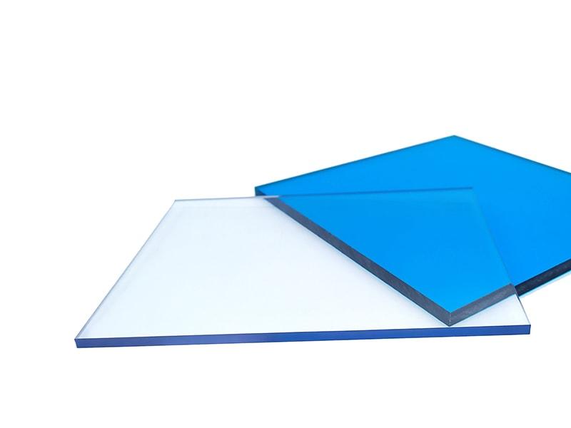 4mm plaque polycarbonate DES