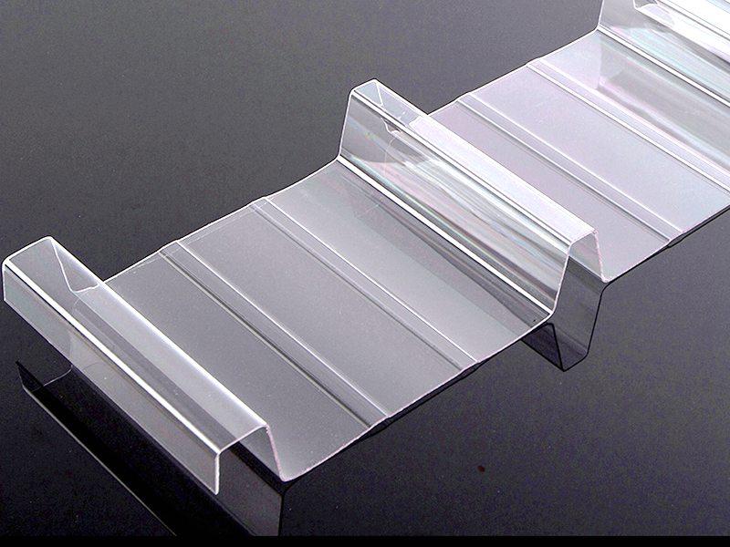 Plaque polycarbonate ondulée Chine