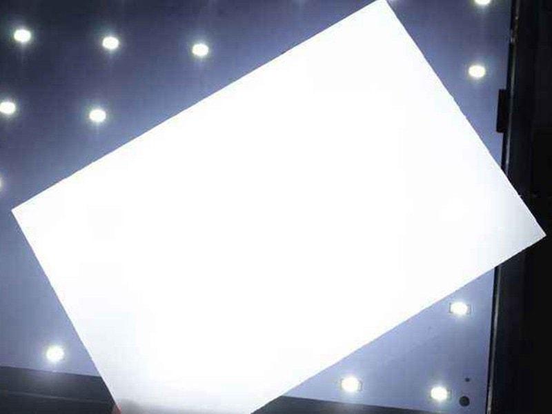 Diffuseur de la lumière