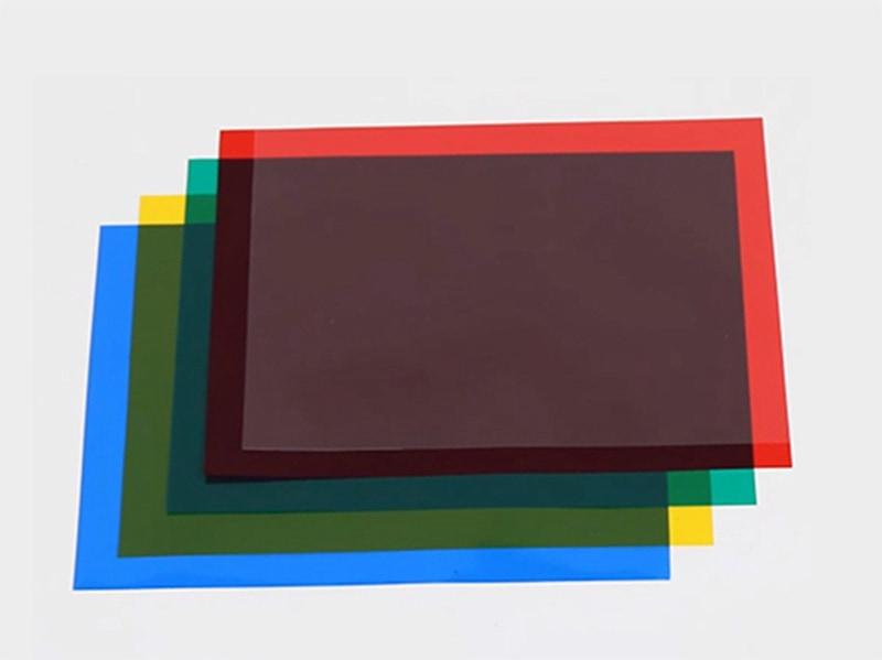 Plaque Fine Acrylique