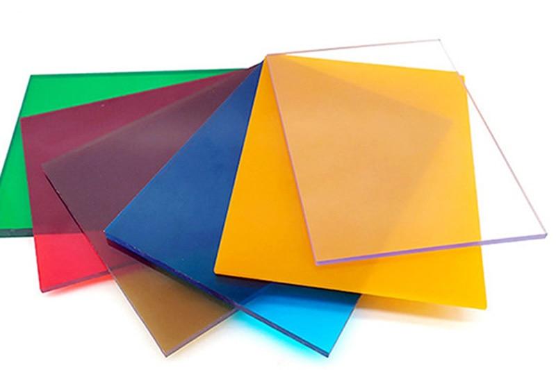Plaque Polycarbonate Plate