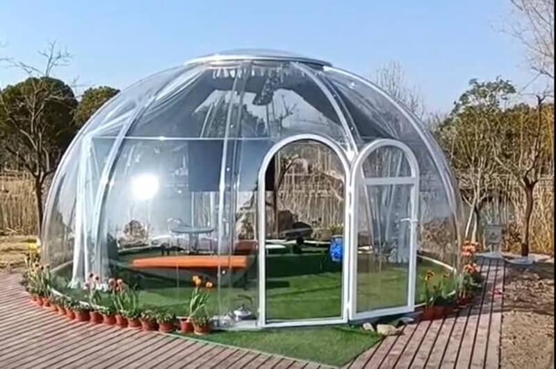 hôtel à bulle