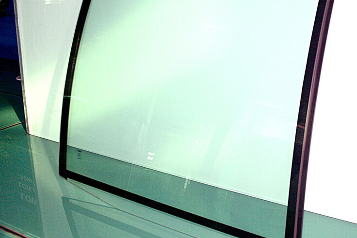 Fenêtre en polycarbonate