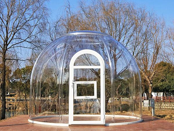 Tente bulle 3,5 mètres