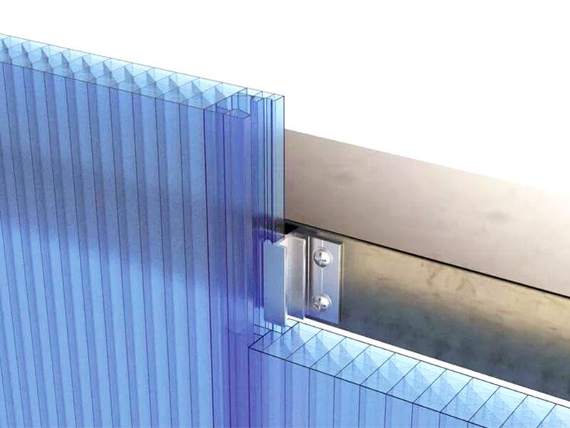 Installer la façade plastique