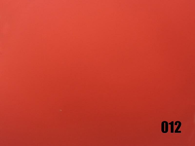 Miroir plastique rouge