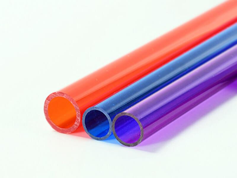 Tube Acrylique teinté