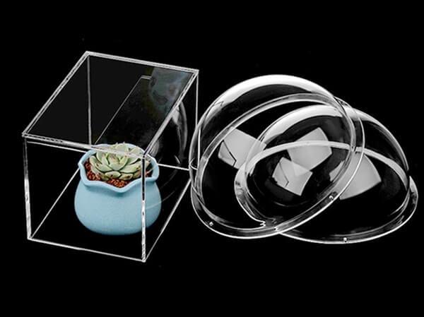 Plexiglass sur mesure