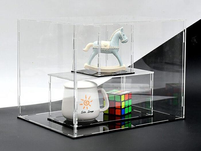 Boîte Plexiglass sur mesure