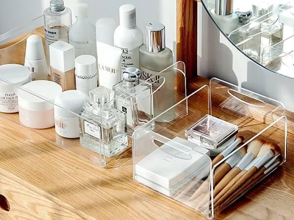 Boîte Plexiglass