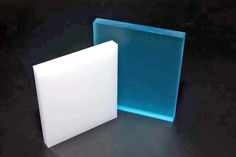 Plexiglass Teinté